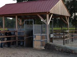 Krmná stanice Horseking - Kraftfutterstation K30
