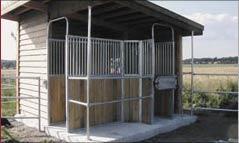 Krmná stanice Horseking - Kraftfutterstation K30_2