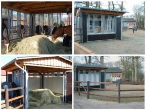 Provoz  Horseking - Rollraufe
